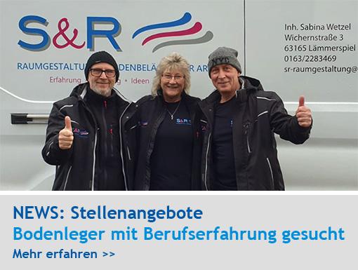 S&R Raumgestaltung, Raumausstatter Mühlheim